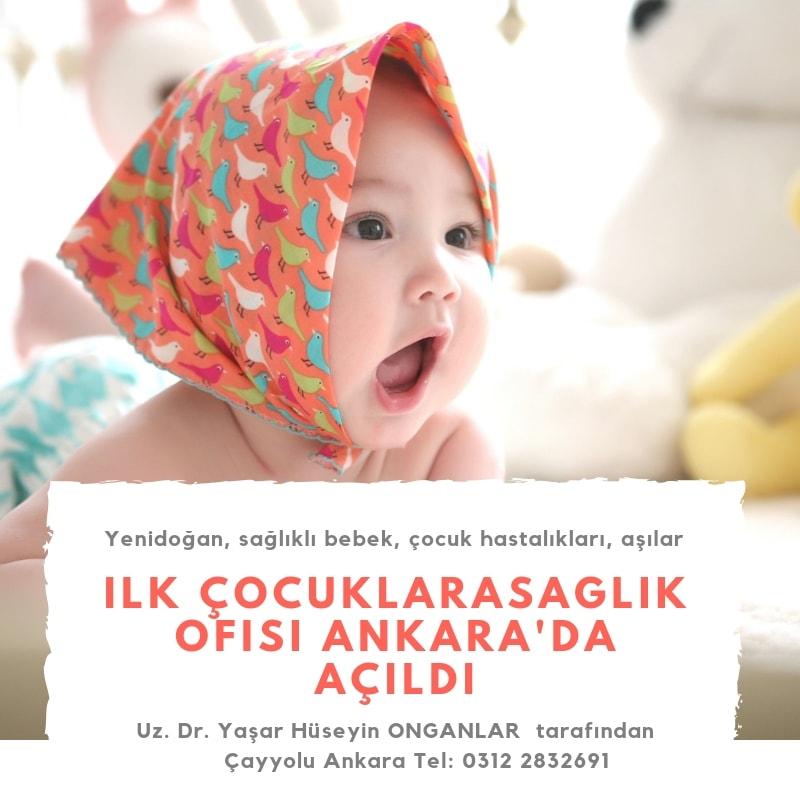 çayyolu çocuk sağlığı ve hastalıkları kliniği