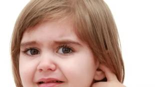Çocuklarda Kulak Ağrısı