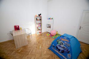 oyun terapisi odası